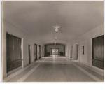 Foyer of the Oakland Municipal Auditorium Arena, circa 1914
